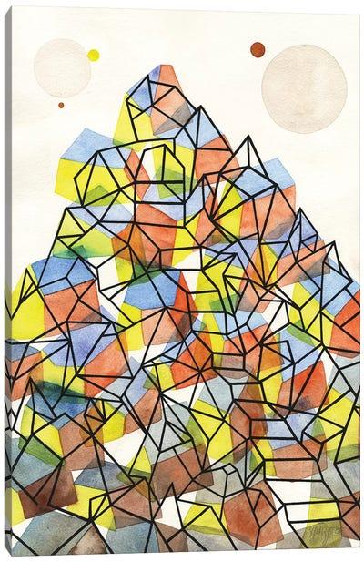 Domus Canvas Art Print