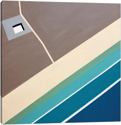 Matagorda, Texas Canvas Art Print
