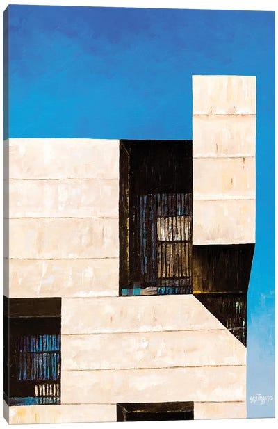 Santiago I Canvas Art Print