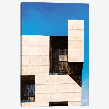 Santiago I Canvas Print #ASQ68} by Antony Squizzato Canvas Print
