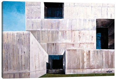 Santiago II Canvas Art Print
