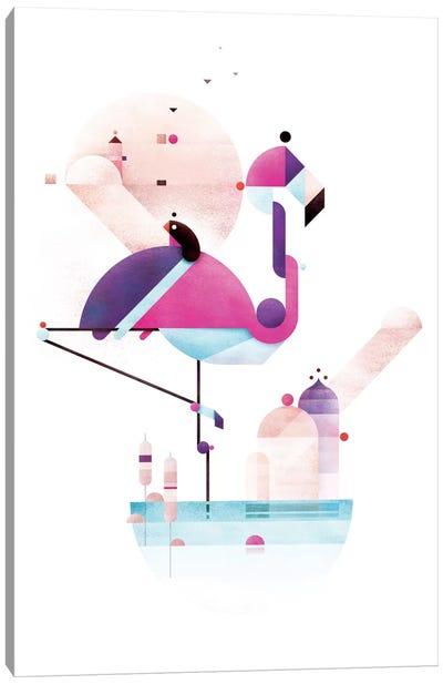 Placido Flamingo Canvas Art Print