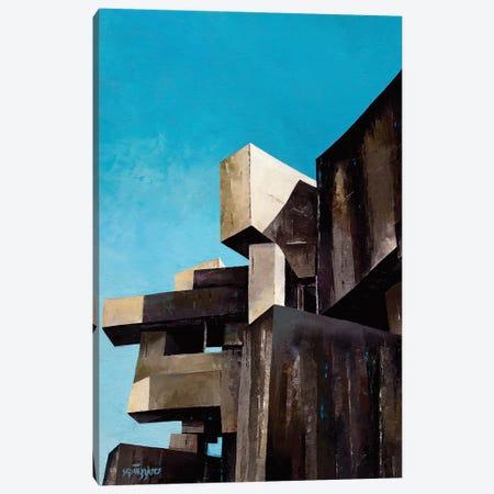 Wotruba Canvas Print #ASQ72} by Antony Squizzato Canvas Art