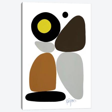 Basics Canvas Print #ASQ77} by Antony Squizzato Art Print