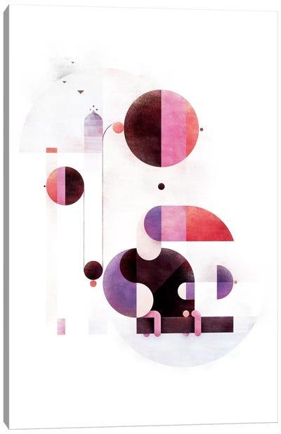 Rainbow Swinger Canvas Art Print