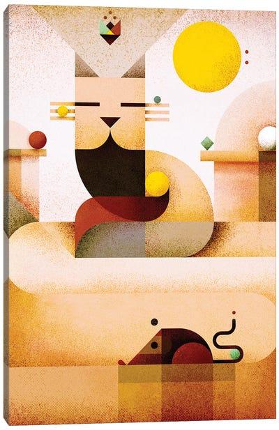 Zen Master Canvas Art Print