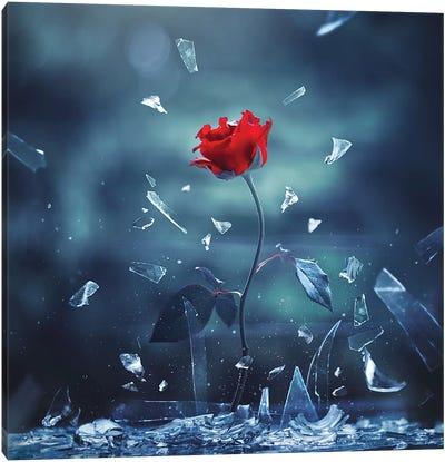 Love Shall Overcome Canvas Art Print
