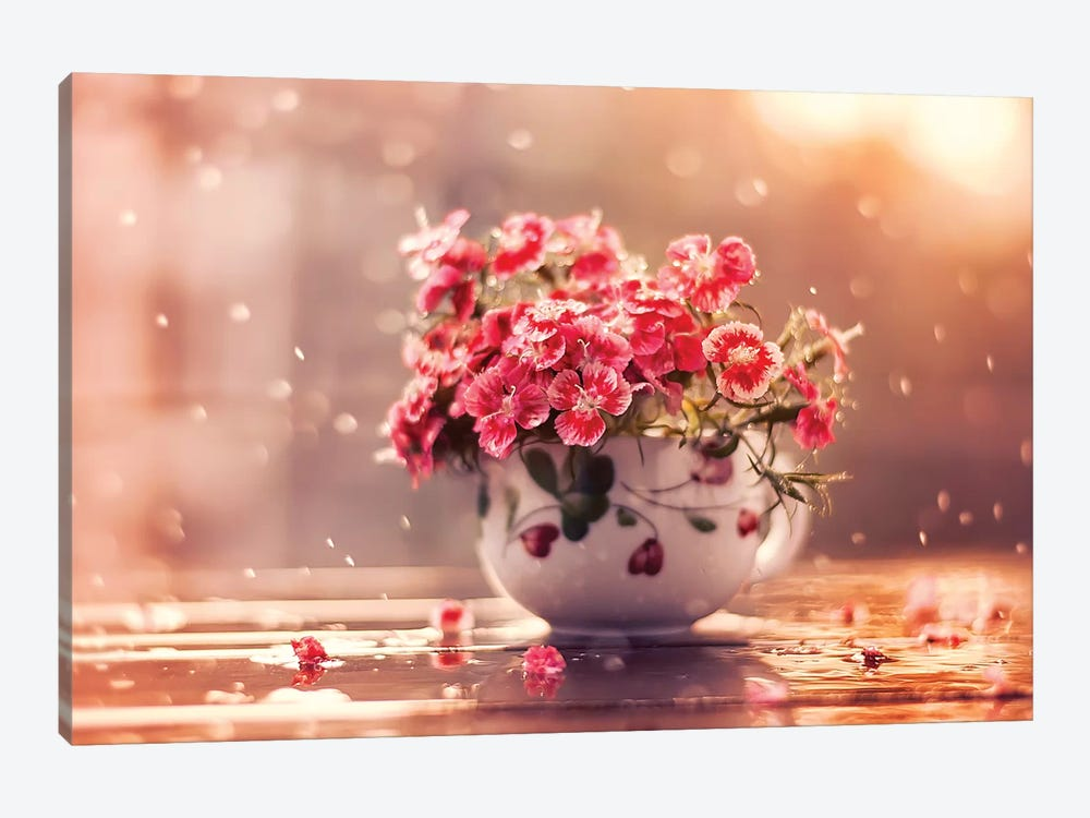 A Cup Of Beauty by Ashraful Arefin 1-piece Art Print
