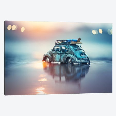 Adventure Is Out There Canvas Print #ASR2} by Ashraful Arefin Canvas Art