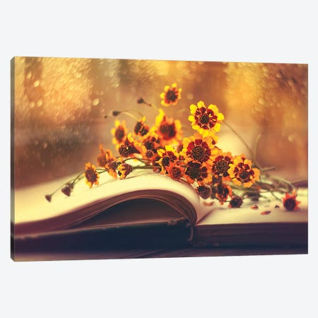 The Sunshine Within Canvas Print #ASR35} by Ashraful Arefin Canvas Wall Art