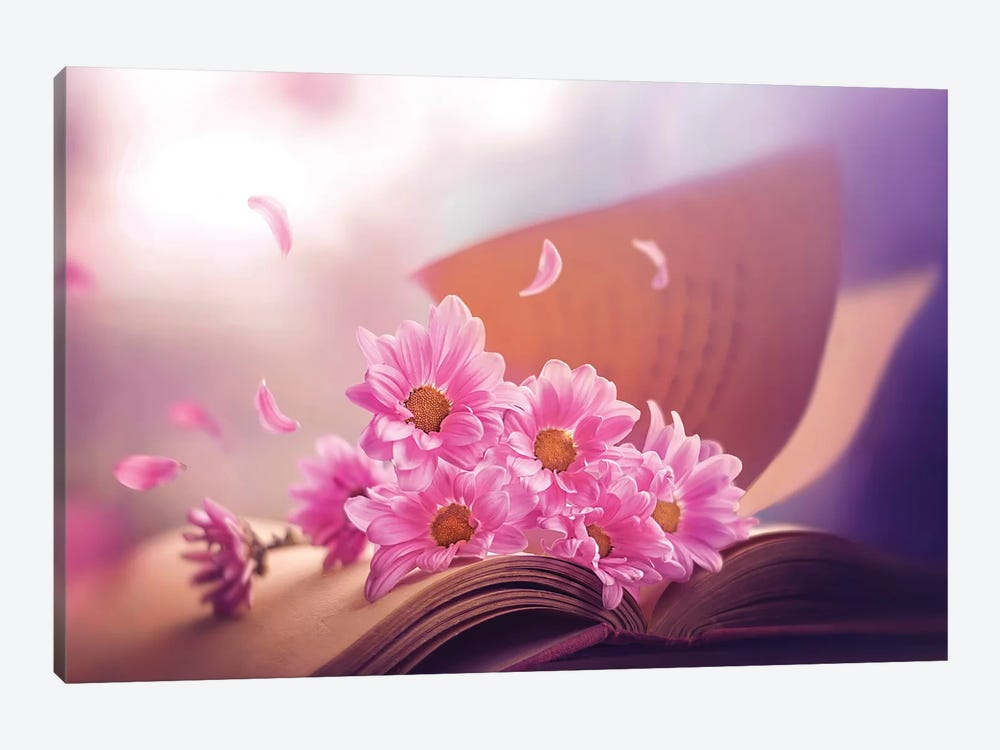 April Stories by Ashraful Arefin 1-piece Canvas Art