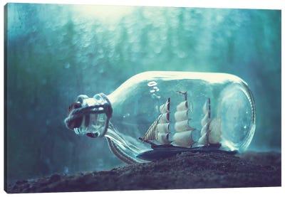 Bottled Dream Canvas Art Print