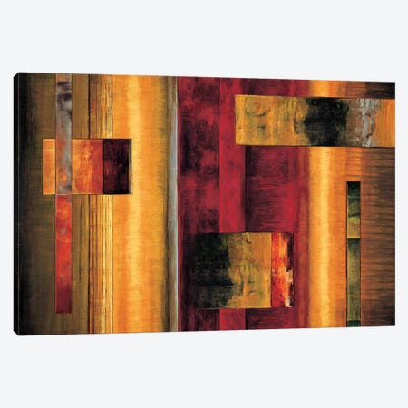 In The Balance 3-Piece Canvas #ASU8} by Aaron Summers Art Print