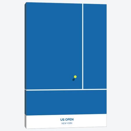 Us Open Canvas Print #ASX101} by avesix Canvas Art Print