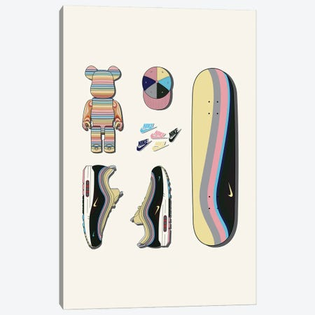 Sean Wotherspoon Pack Canvas Print #ASX10} by avesix Canvas Print