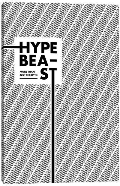 Hypebeast Canvas Art Print