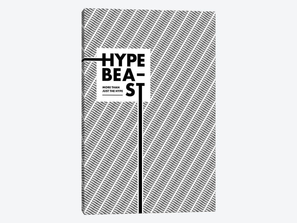 Hypebeast by avesix 1-piece Canvas Artwork