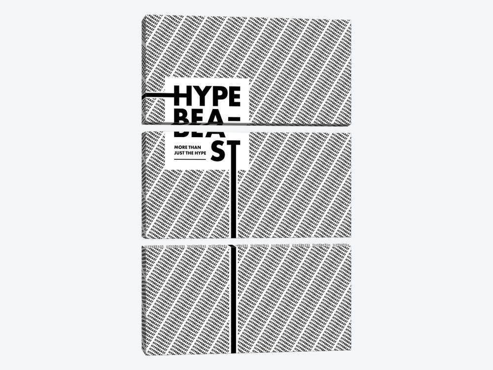 Hypebeast by avesix 3-piece Canvas Art