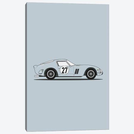 Ferrari 250 GTO Canvas Print #ASX72} by avesix Art Print