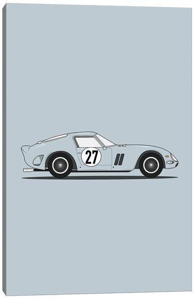 Ferrari 250 GTO Canvas Art Print