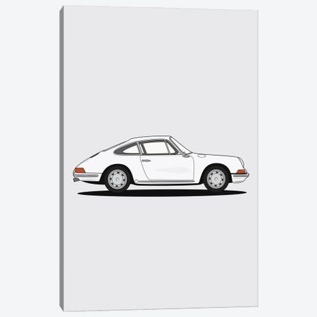 Porsche 911-901 Canvas Print #ASX78} by avesix Canvas Art Print