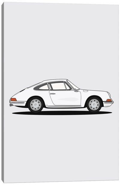 Porsche 911-901 Canvas Art Print