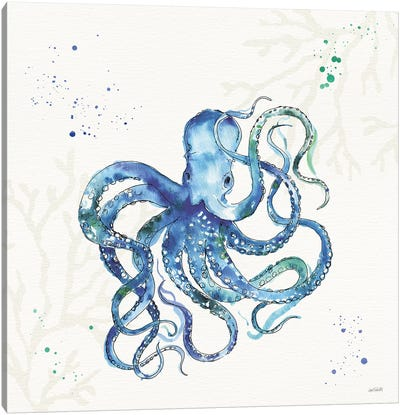 Deep Sea II No Words Canvas Art Print