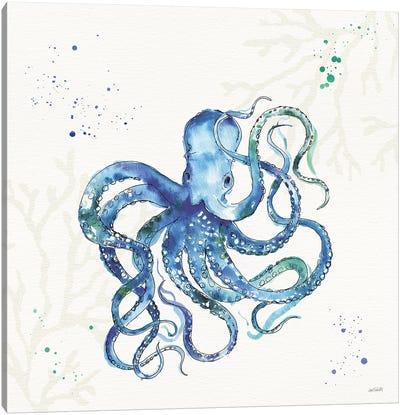 Deep Sea II No Words Canvas Art Print