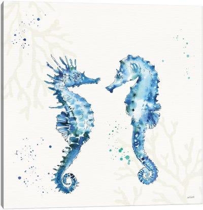 Deep Sea III No Words Canvas Art Print