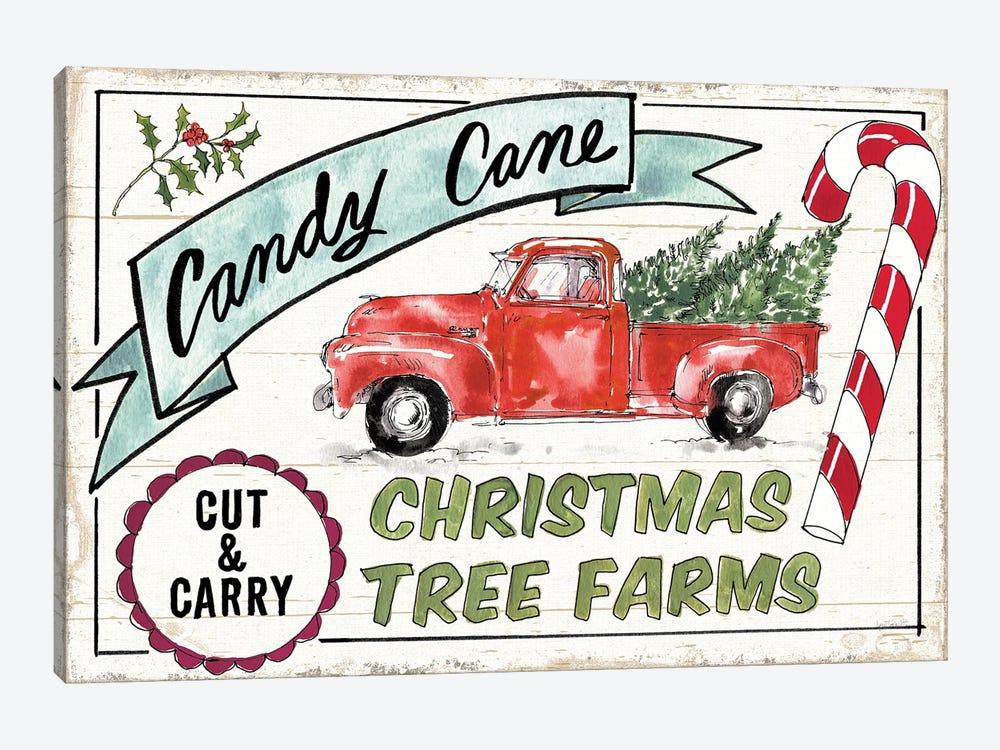 Holiday Signs I by Anne Tavoletti 1-piece Art Print