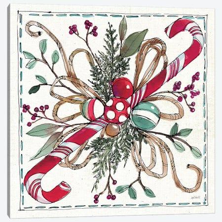 Seasonal Charm VI Canvas Print #ATA21} by Anne Tavoletti Canvas Art