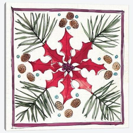 Seasonal Charm VII Canvas Print #ATA22} by Anne Tavoletti Canvas Artwork