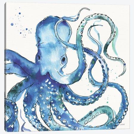 Deep Sea VIII Canvas Print #ATA35} by Anne Tavoletti Canvas Art