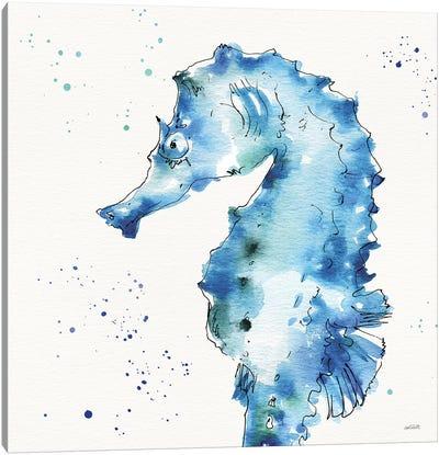 Deep Sea XI Canvas Art Print