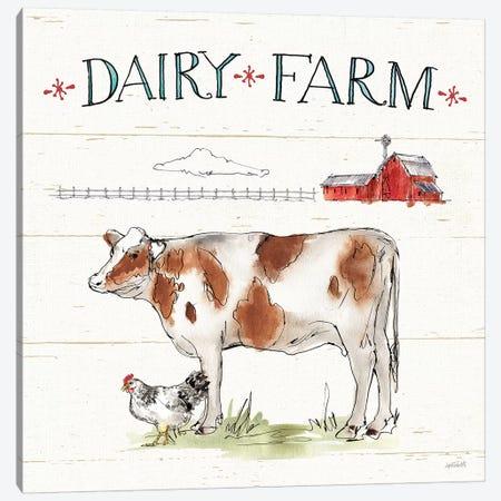 Down on the Farm IV Canvas Print #ATA41} by Anne Tavoletti Canvas Wall Art