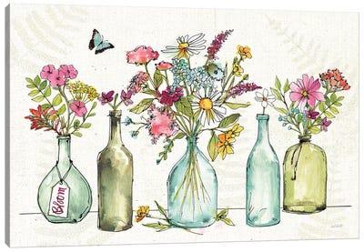 Simply Petals I Canvas Art Print