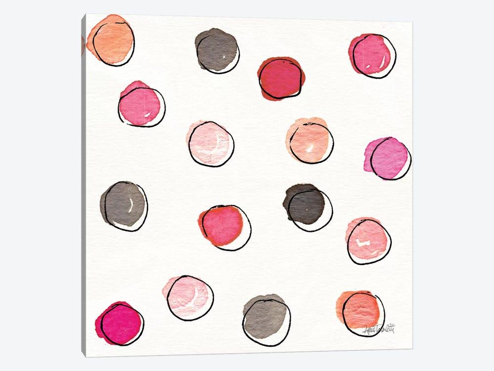 Chic Accents Pattern VIIA by Anne Tavoletti 1-piece Canvas Art Print