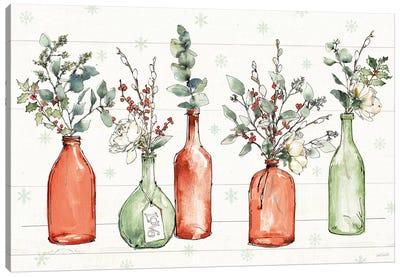 Modern Farmhouse I Christmas Canvas Art Print