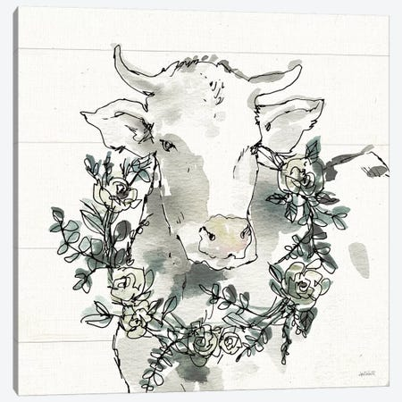 Modern Farmhouse XII Canvas Print #ATA72} by Anne Tavoletti Art Print