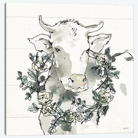 Modern Farmhouse XII Canvas Print #ATA72} by Anne Tavoletti Art Print