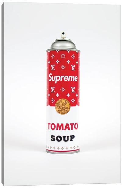 Supreme Louis Vuitton Soup Spray Paint Can Canvas Art Print