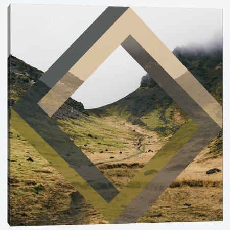 Diamond Hike Canvas Print #ATC8} by 5by5collective Art Print