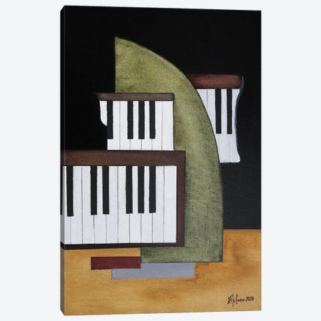 Piano III Canvas Print #ATF114} by Alexander Trifonov Canvas Art Print