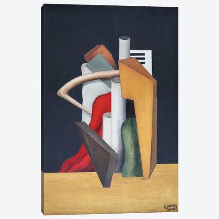 Johannes Brahms Canvas Print #ATF125} by Alexander Trifonov Canvas Wall Art