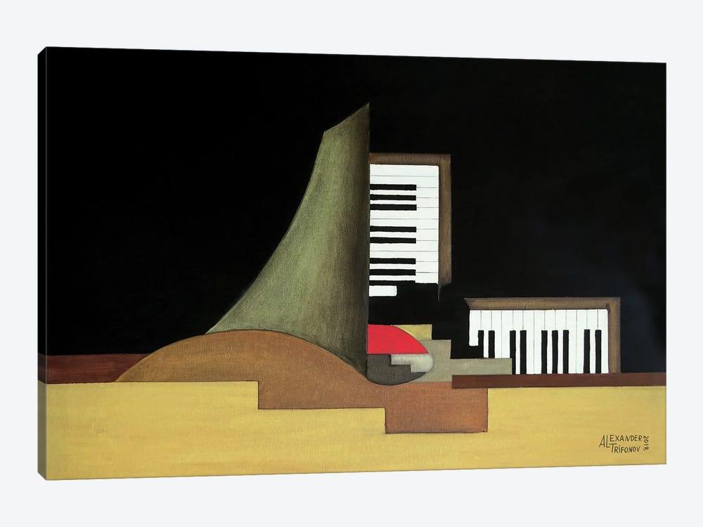 Marián Varga by Alexander Trifonov 1-piece Canvas Print
