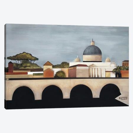 Roma Canvas Print #ATF16} by Alexander Trifonov Art Print