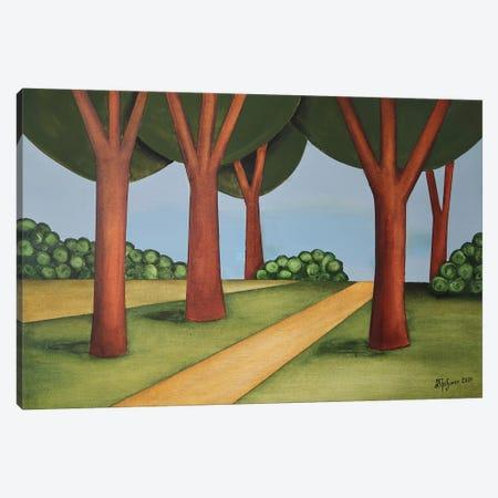 Alley Canvas Print #ATF23} by Alexander Trifonov Art Print
