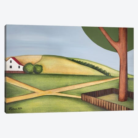 Hills Canvas Print #ATF34} by Alexander Trifonov Art Print
