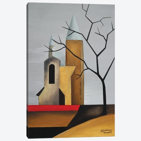 Eindhoven Canvas Print #ATF40} by Alexander Trifonov Art Print