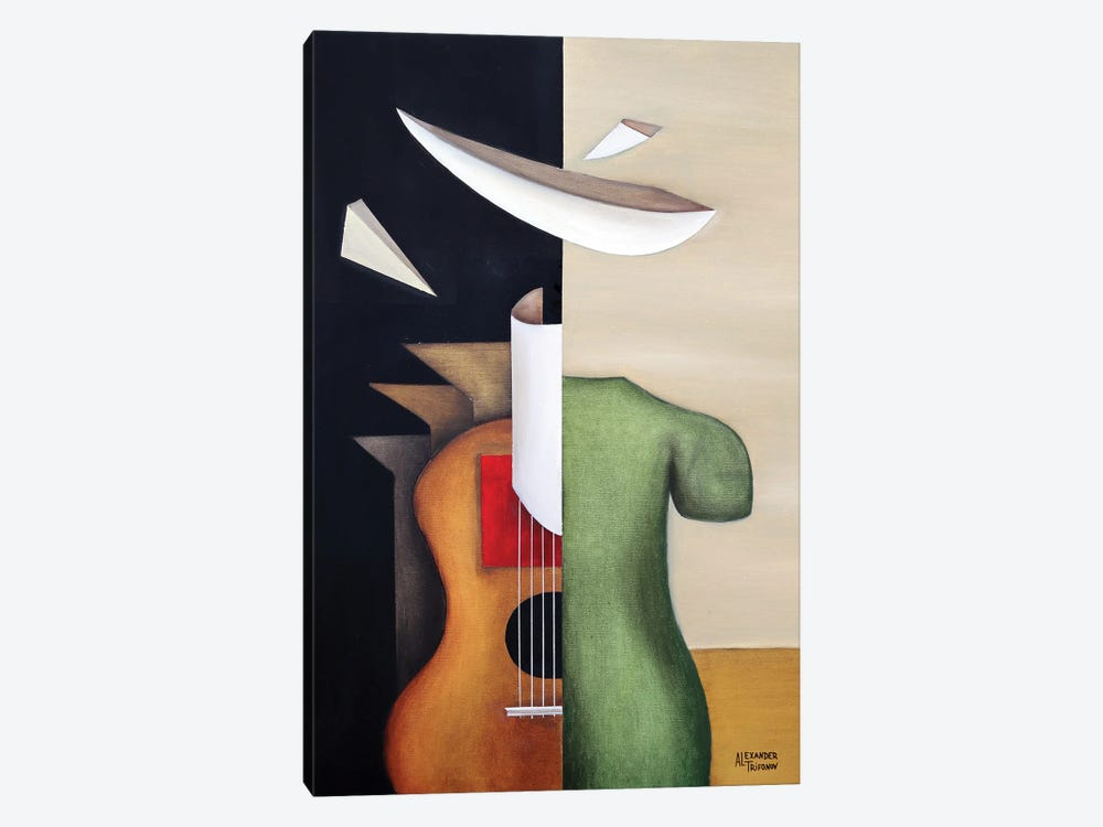 Play by Alexander Trifonov 1-piece Canvas Wall Art